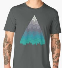 Many Mountains Men's Premium T-Shirt