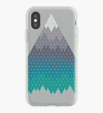 Viele Berge iPhone-Hülle & Cover