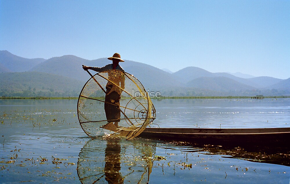 Inle Lake by louise