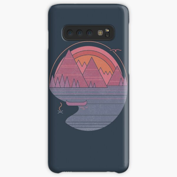 The Mountains Are Calling Samsung Galaxy Snap Case