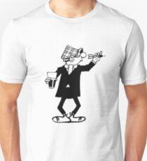 ANDY CAPP DARTS Unisex T-Shirt