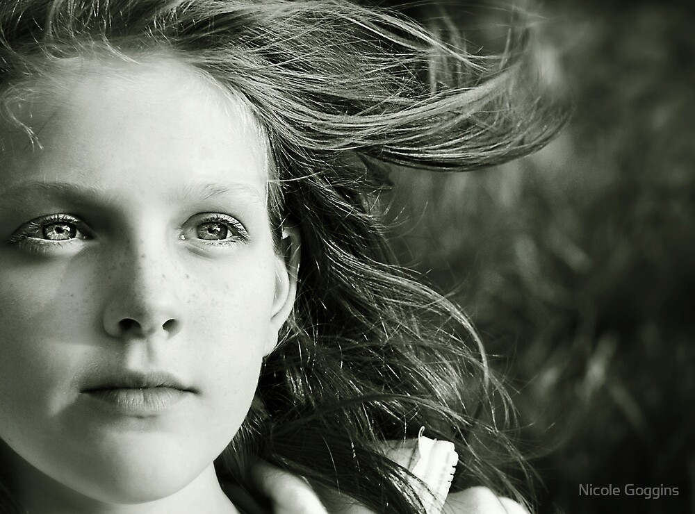 Windswept... by Nicole Goggins
