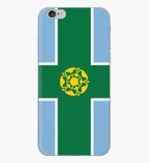 Derbyshire Flag Phone Cases II iPhone Case