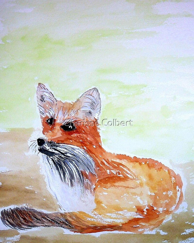 Red Fox by Charisse Colbert