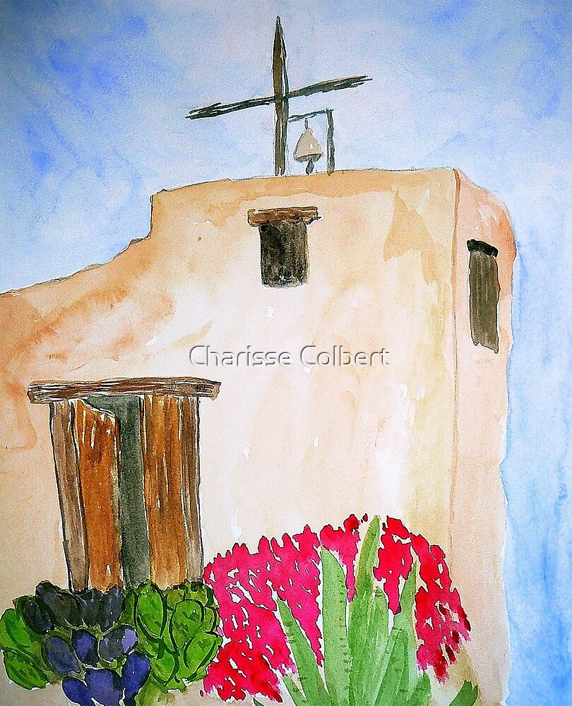 Tucson Chapel by Charisse Colbert