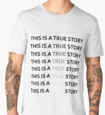 Fargo-This is a true story Men's Premium T-Shirt