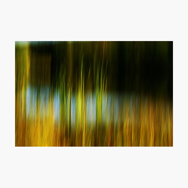 abstract 22 Photographic Print