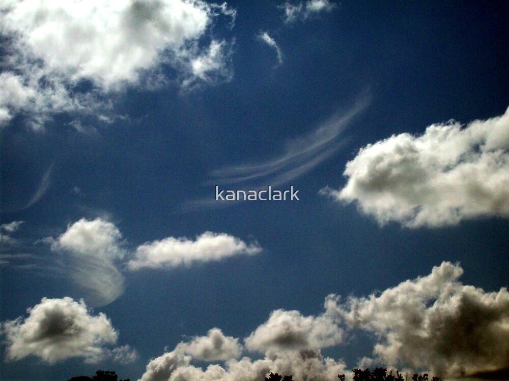 God's Paint Brush by kanaclark