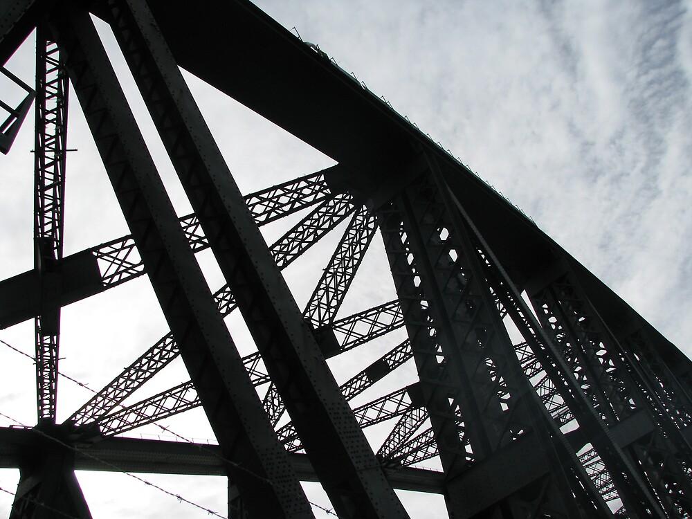 Sydney Harbor Bridge by Meg Keamy