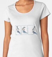 The jackass penguin Women's Premium T-Shirt