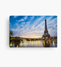Paris Awakening Canvas Print