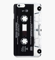 Music Tape Cover Nirvana Grunge  iPhone 6s Plus Case