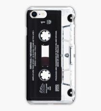 Music Tape Cover Nirvana Grunge  iPhone Case/Skin
