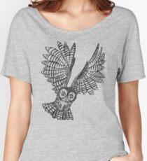 Screech Owl Women's Relaxed Fit T-Shirt