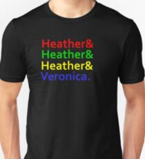 Heathers & Veronica Tee Slim Fit T-Shirt