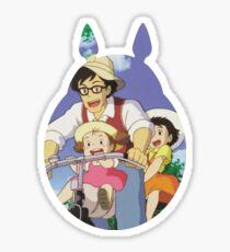 My Neighbor Totoro, Kusakabe Family Sticker