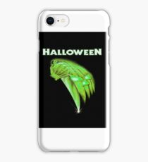 Haddonfield Boogeyman T-Shirt iPhone Case/Skin