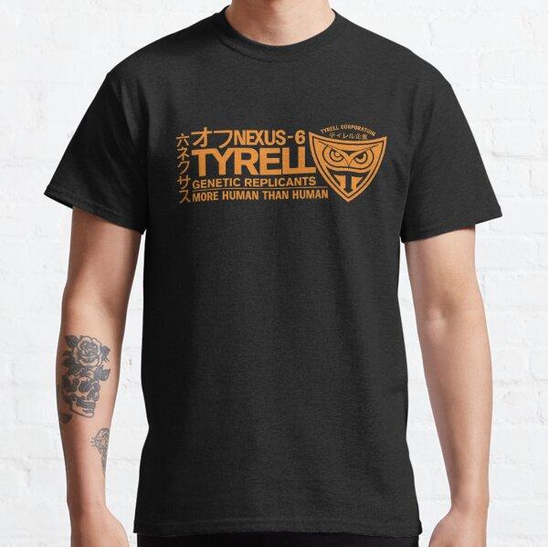 Tyrell - Nexus 6 Orange Classic T-Shirt