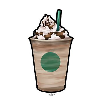 Star Bucks Frappuccino Coffee by GrantP93