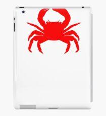 Crab Shirt   Crab Shirts   Crab Tshirt   Crab Tshirts   Crab T Shirt   Crab T Shirts iPad Case/Skin