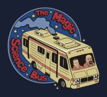 The Magic Science Bus | Unisex T-Shirt