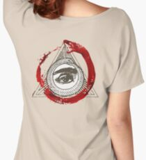 Roman's Ouroboros T-Shirt from Hemlock Grove Women's Relaxed Fit T-Shirt