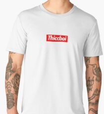 Supreme Thiccboi Men's Premium T-Shirt