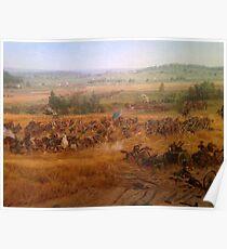 Gettysburg Cyclorama Poster