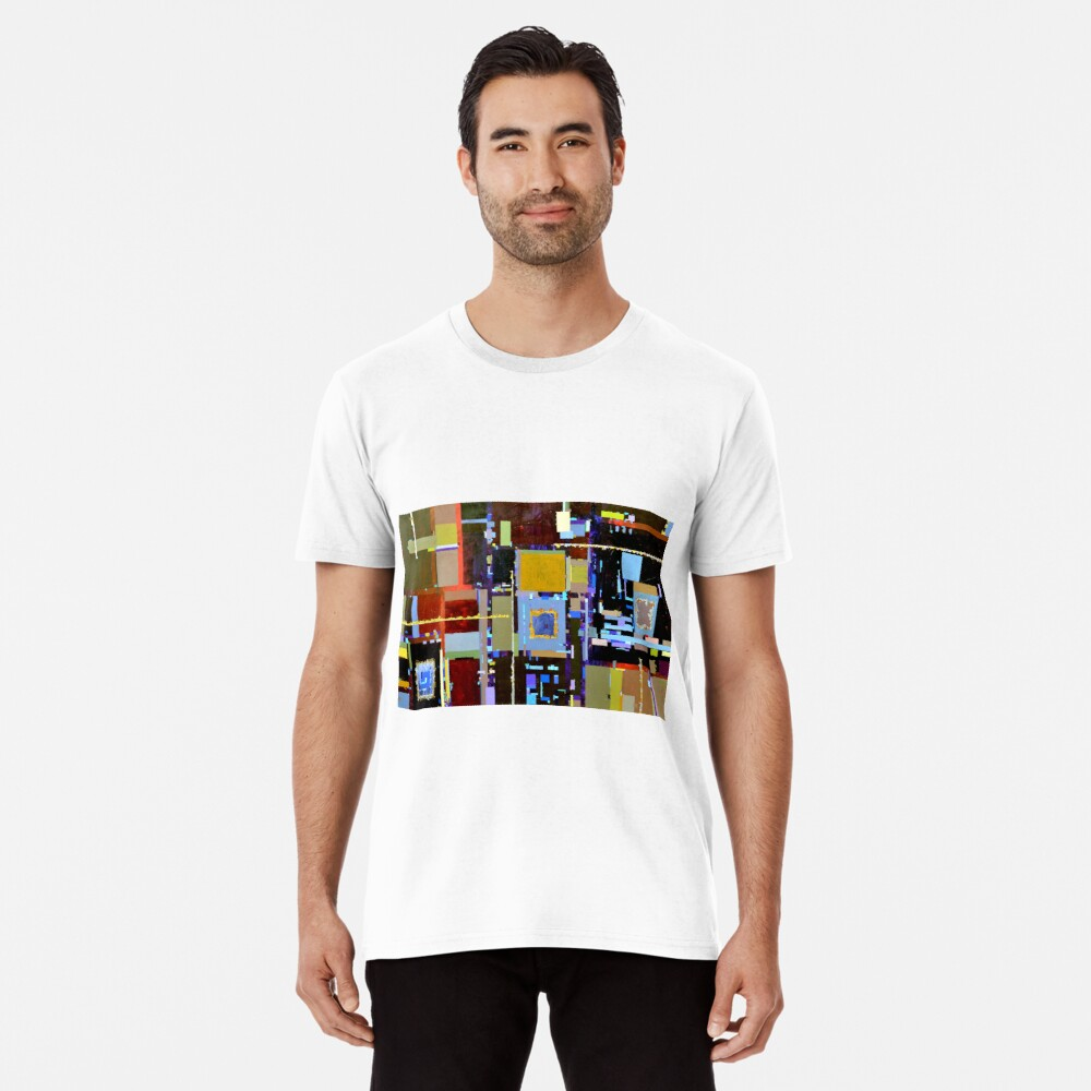 Convergences of Innovation Premium T-Shirt