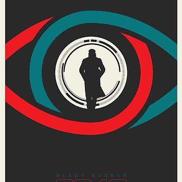 Blade Runner 2049 by brickhut