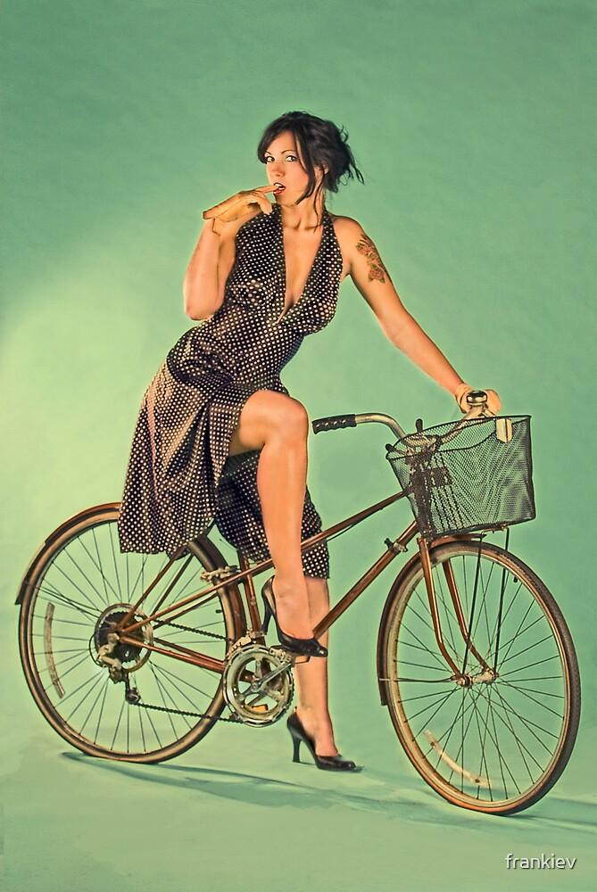 push my bike? by frankiev
