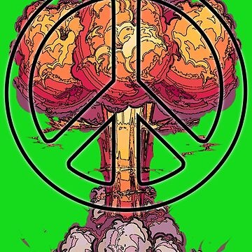 PSYCHEDELIC PEACE by Paparaw