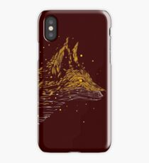 falling in leaves iPhone Case/Skin