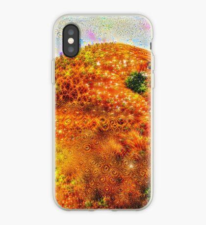 #DeepDreamed Frozen Orange iPhone Case