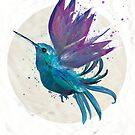 Hummingbird by Bakamuna