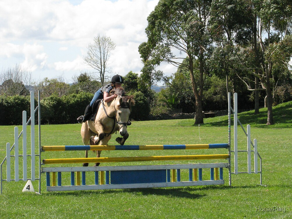 Jump 4 by HorsePlay