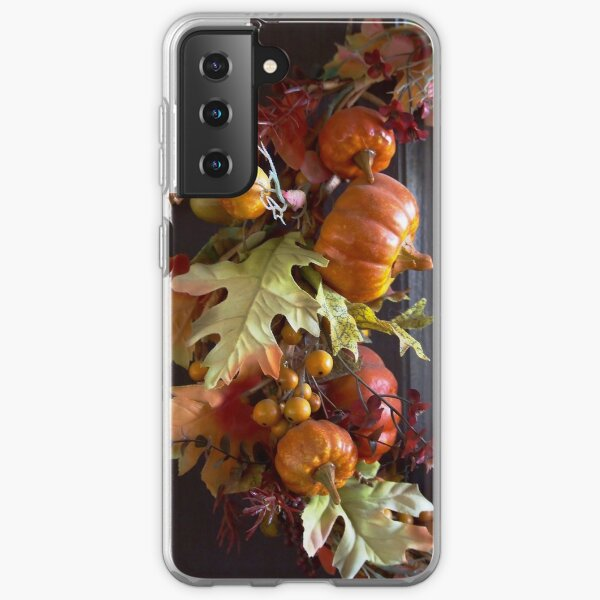 Autumn Wreath Samsung Galaxy Soft Case