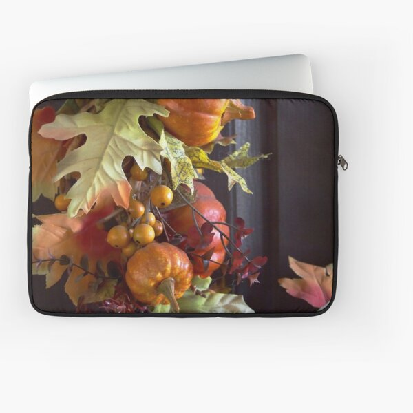 Autumn Wreath Laptop Sleeve