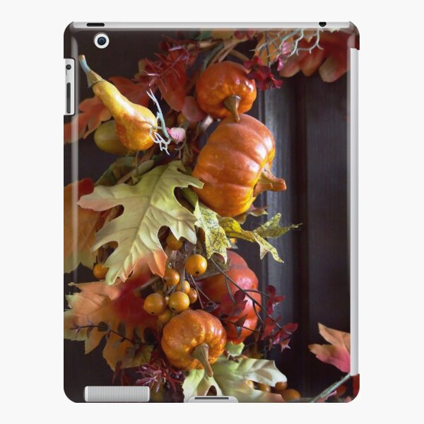 Autumn Wreath iPad Snap Case