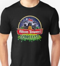 Alton Towers Scarefest T-Shirt