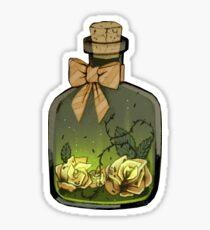 Poison roses Sticker