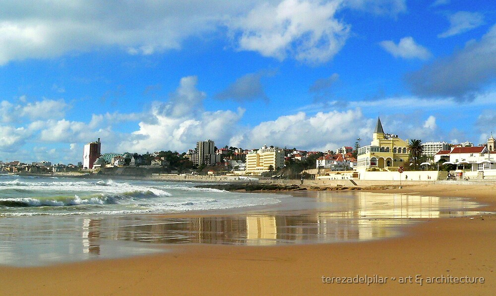 Estoril view by terezadelpilar ~ art & architecture