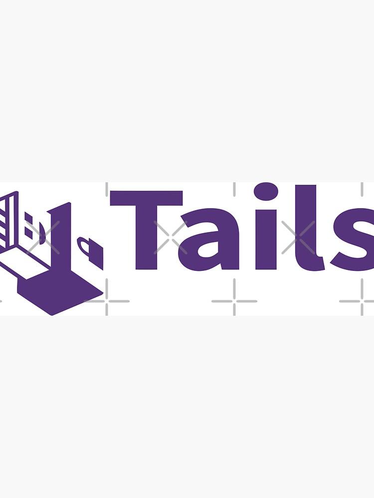 tails linux distribution de yourgeekside