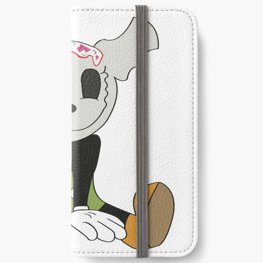 He will never die iPhone Wallet