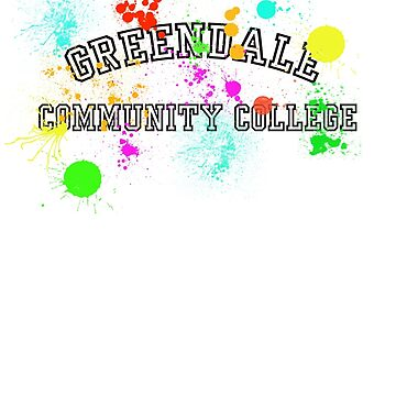 Greendale Community College - Paintball by Llanjaron