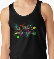 Greendale Community College - Paintball Tank Top