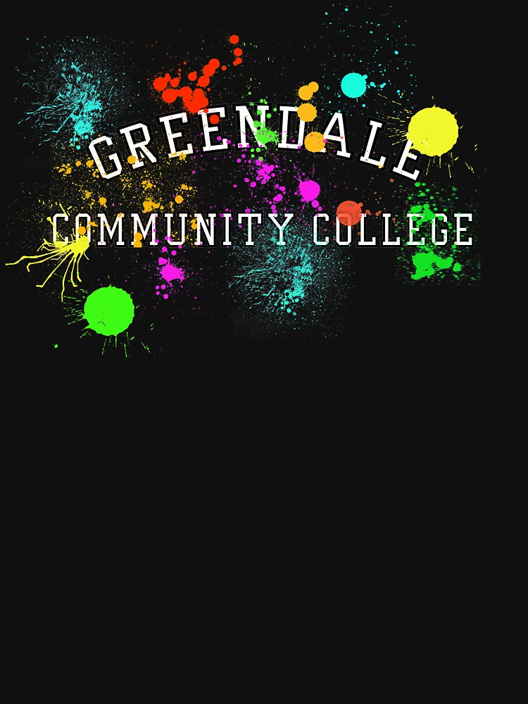 Greendale Community College - Paintball | Unisex T-Shirt
