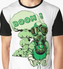 contamination Graphic T-Shirt
