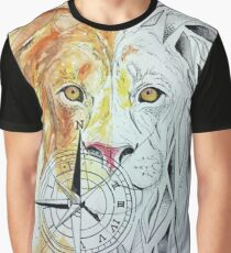 Between time and place Graphic T-Shirt