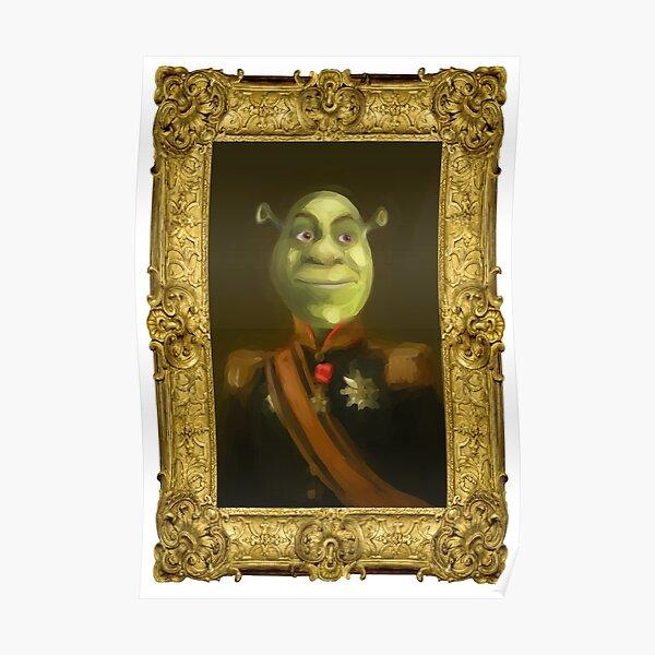 Colonel Shrek Poster